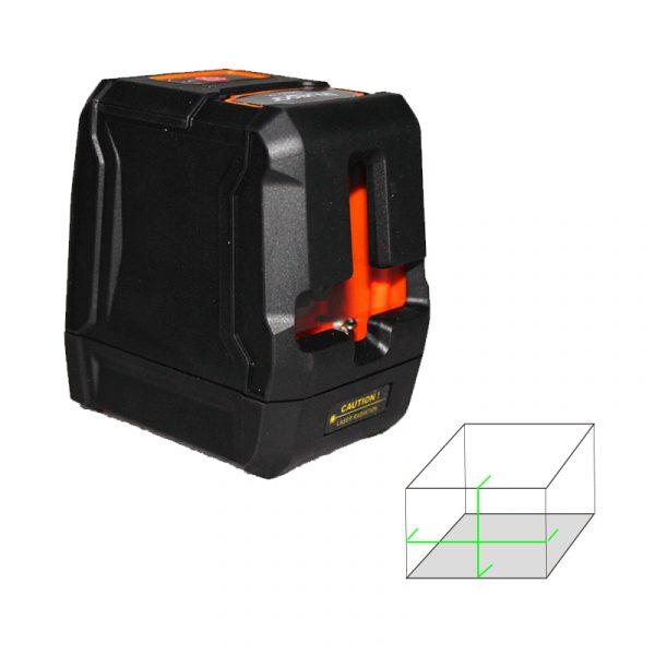 laser level 1V1H 011R green