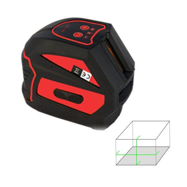 laser level 1V1H SK118 green