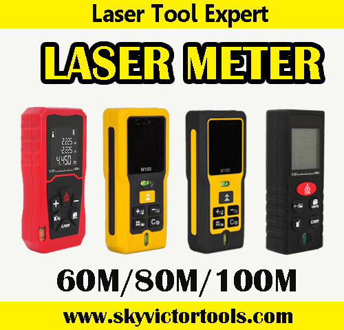 Laser Distance Meter and Rangefinder